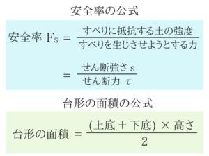 土質力学の重要な公式を僕が紹介!61
