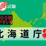 北海道庁の公務員採用試験